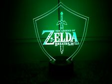 Zelda Breath of the wild-Lampe/Leuchtreklame**Neu,**