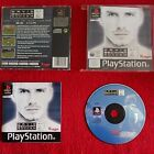 DAVID BECKHAM SOCCER ORIGINAL BLACK LABEL SONY PLAYSTATION PS1 PS2 PAL
