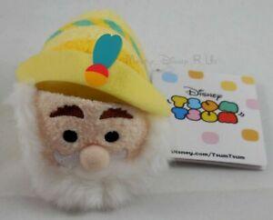 "New Disney Store Aladdin Sultan Tsum Tsum Plush 3.5"" Mini Toy Doll SOLD OUT"