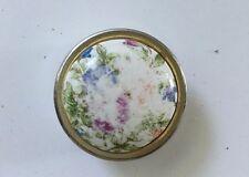 Small round pill box