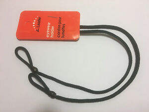Hilco Leader Slip Knot Spectacle Glasses Cords Eyewear Holder - Various Colours
