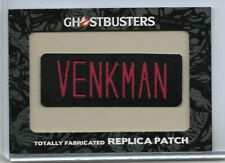 Cryptozoic Ghostbusters 2016 Replica Patch H1 Venkman