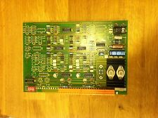 ENGEL PA89/2  2 CHANNEL VALVE DRIVER CARD MODEL # 02203-6202