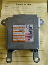 2010 SUBARU FORESTER 2.0 Diesel SRS ECU 98221SC030 150300-0940