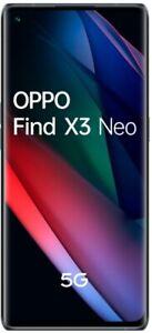 OPPO Find X3 Neo 256GB 5G Black schwarz Android Smartphone Ohne Simlock Dual SIM