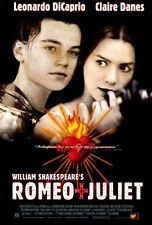 """ROMEO AND JULIET Movie Poster [Licensed-NEW-USA] 27x40"""" Theater Size (Dicaprio)"""
