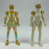 Vintage Bandai Deirdre The Mystic Knights of Tir Na Nog Action Figures Lot 1998
