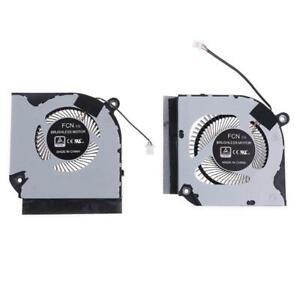 Laptop Cooling Fan DC 5V 4 PIN for Acer Predator Helios 300 PH317-53 PH315-52