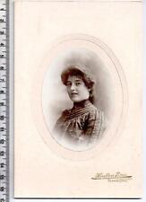 Portrait by Houlton Bros of TROWBRIDGE - Original Photograph