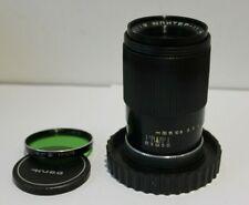 JUPITER-11 Automat.135mm f4 Manual Prime Telephoto Lens.For Kiev 10 & 15 Camera