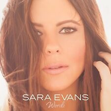 Sara Evans - Words [New CD] Wallet, With Booklet