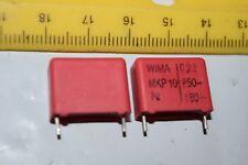 WIMA MKP1F032204D00MSSD 220NF 250V 20% 15MM Capacitor New Quantity-10