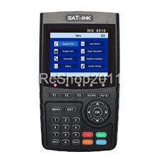 Satlink WS-6916 HD DVB-S+S2 Satellite Signal Meter Finder with MPEG-2/MPEG-4