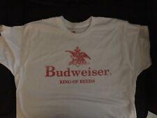 Budweiser Retro T-Shirt Xl