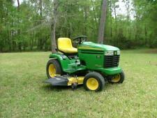John Deere GX255 GX325 GX335 GX345 Garden Tractor Technical Manual TM1973 On CD