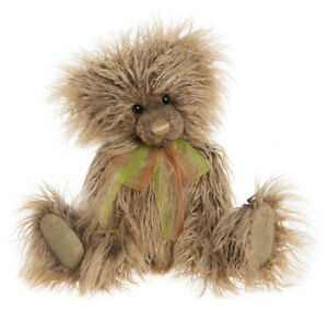 Pertwee by Charlie Bears - jointed plush collectable teddy bear - CB206015O