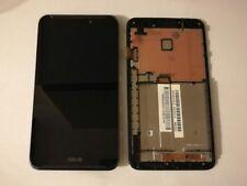 Touch Display Lcd Nero con Frame Per Asus Fonepad 6 Me560Cg K00G Vetrino Note Ri
