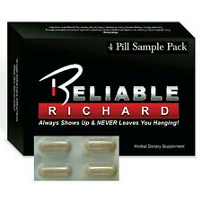 Reliable Richard - Testosterone Pills Booster, Sex Pills, Male Sexual Enhancer