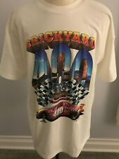 Vintage Brickyard 400 Men's T-Shirt  Size: XL - New With Tags -1996