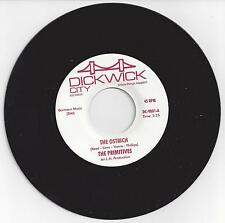 Reissue-Garage Dancer 45-Primitives-The Ostreich / Sneaky  Pete-Dickwick 9001
