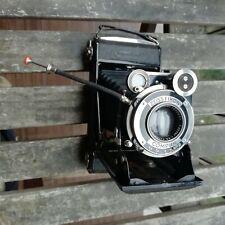 Fotocamera Zeiss Ikon Super Ikonta Carl Jena Tessar F4.5 105mm compur
