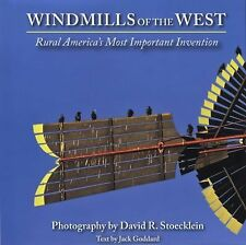 Windmills of the West by David R. Stoecklein (2009, Hardcover)