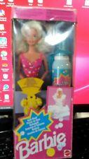 Vtg Bath Blast Barbie Doll Blue Bath Fashion Foam 1992 Never Opened Mattel #4159