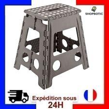 Marchepied Pliable  - 39 cm - En PVC Anti Dérapant - Supporte un poids de 100 kg