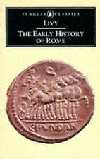 The Early History Of Rome - Books I-Iv Of The History Of Rome From Its Foundatio