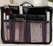 Hot Women Travel Insert Handbag Organiser Purse Large Makeup Bag Tidy Bag Pouch