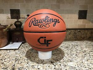 Official Rawlings San Diego CIF Game Ball Composite Leather Spalding Basketball