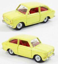 1/43ème DINKY TOYS FIAT 850  / jouet ancien