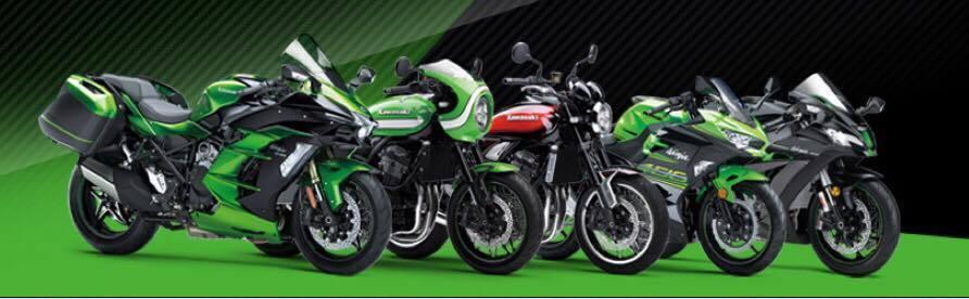 Derby Kawasaki