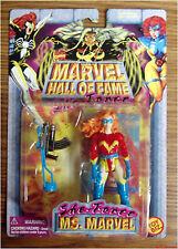 Savage She-Force MS. MARVEL Marvel Hall of Fame action figure Toybiz 1997