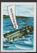 FKS 1978 Sticker - According To Guinness - No 243 - Longest Message In a Bottle