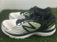 New Balance 860 v7 Running Shoe Trainer  Green Black white M860WB7 Size 11