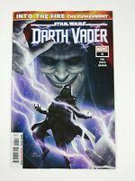 Star Wars Darth Vader #6 Marvel 2020 1st App Ochi Of Bestoon Sith Assassin NM