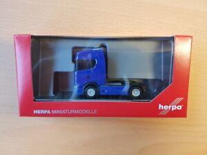 Herpa 306768-002 - 1/87 Scania Cs 20 HD Zugmaschine Avec Soleil Mixeur