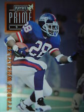 NFL 021 thyrone Wheatley RB running back play off prime 1996