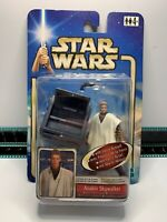 Star Wars Attack of the Clones Anakin Skywalker Outland Peasant Disguise Figure