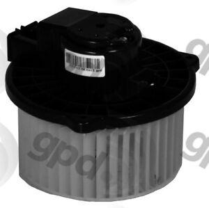 HVAC Blower Motor Front Global 2311712