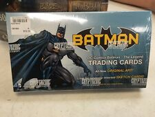 Batman DC Comics The Legend Trading Cards Cryptozoic New Sealed