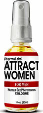 The Secret To ATTRACT Beautiful WOMEN ! PHEROMONES Cologne 1oz phermalabs #0025