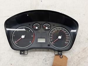 2005 FORD FOCUS 1753cc Diesel Manual Speedometer Speedo Clocks 4M5T10849DK
