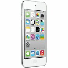 Refurbished Apple iPod touch 5th Generation Silver (32 GB) Dual Cameras Wifi