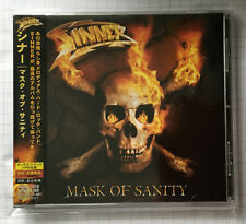 Sinner-Mask of Sanity Giappone CD NUOVO! xqaa - 1010