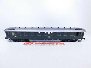 CP289-3# Spur 0/DC Blech-Personenwagen C4ü DR; Licht Figuren Federpuffer, Mängel