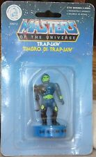 masters of the universe TRAP-JAW mattel IT motuc MOTU mini action figure stamper