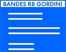 RENAULT 8 GORDINI BANDES  STICKER AUTOCOLLANT