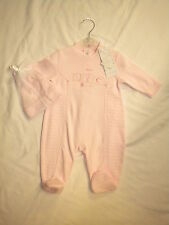 Coco Baby Girl Outfit & Hat  Pink  Style 4300  Pink  0/3M